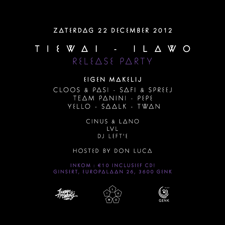 flyer Ilawo releaseparty