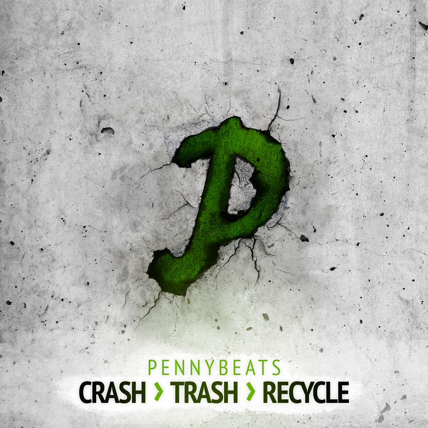 penny-crash,-trash-&-recycle