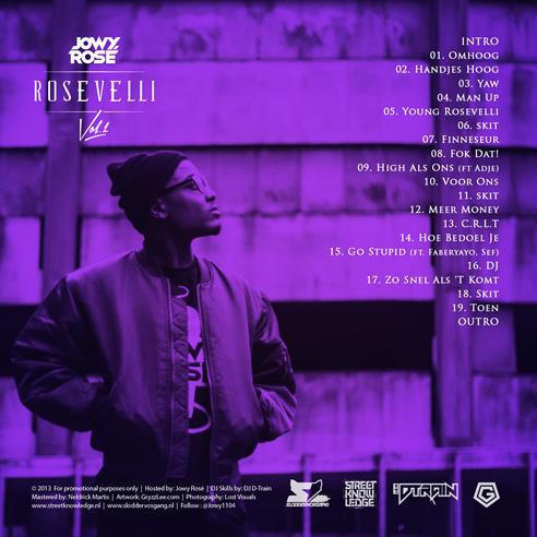 flus - mixtape - Rosevelli Vol 1