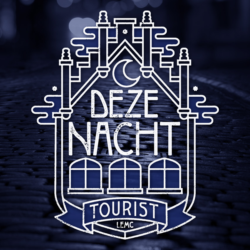 flus-tourist-lemc-deze-nacht-artwork
