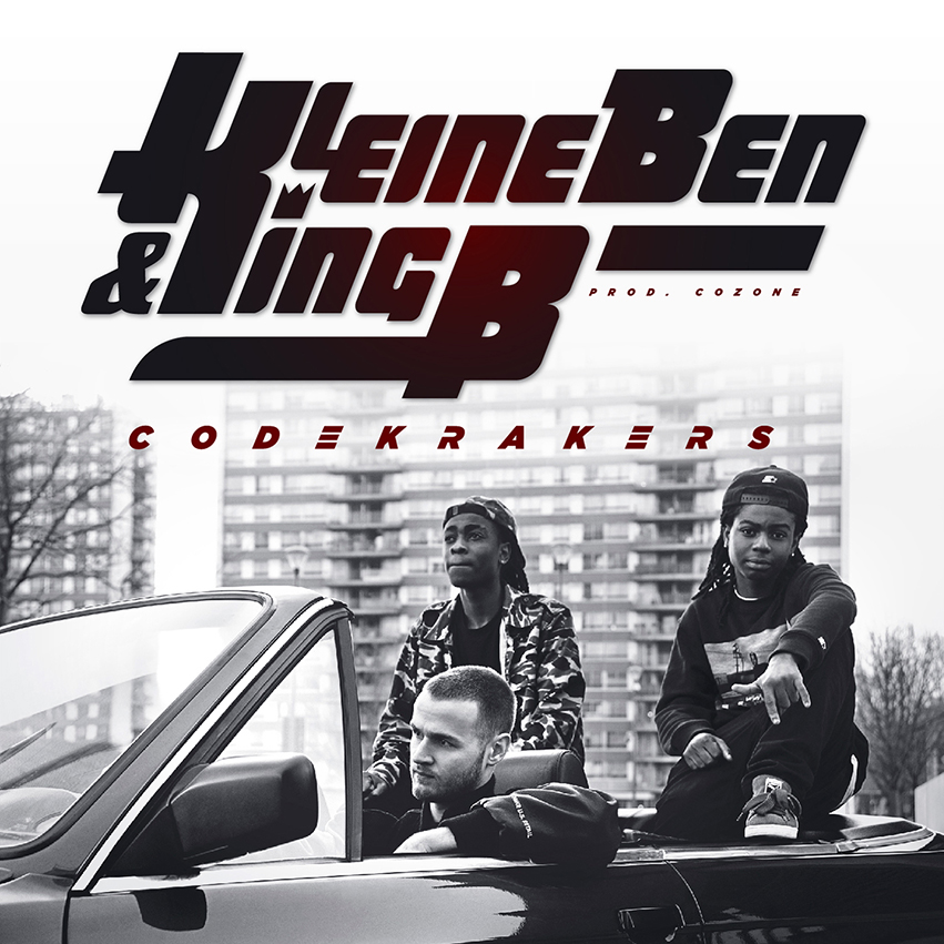 flus-kleine-ben-king-b-codekrakers-cozone-front-cover-EP